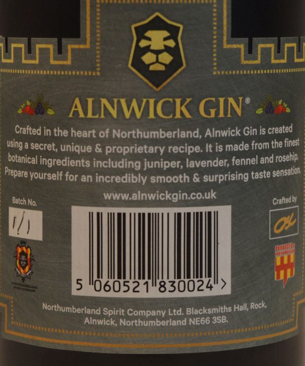 alnwick-williams-gin-label
